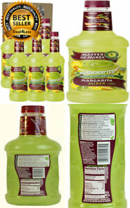 Master Of Mixes Margarita Drink Mix Ready To Use 1 Liter Bottle 33 8 Fl