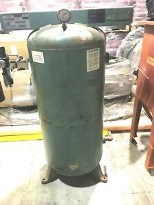 Speedaire 60 Gallon Compressed Air Tank 5z364a Used