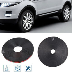 Car Wheel Rim Hub Edge Protector Tuning Vehicle Strip Guard Tire Line For 4 Rims