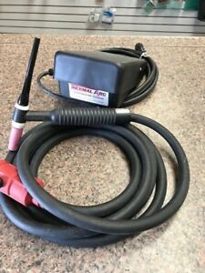 Thermal Arc Foot Amp Control 600285 And Wp26 Tig Torch