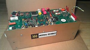 Universal Voltronics Brc 50 35 s High Voltage Dc Power Supply From Co2 Laser