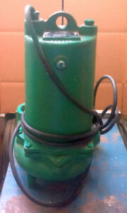 1 New Myers Mw200 43 Single Seal 2 Solid Sewage Pump make Offer