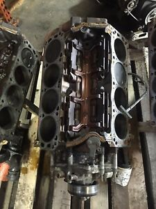 1996 2001 Ford Explorer 302ci 5 0 Shortblock Block Assembly 86 95 Mustang Gt40