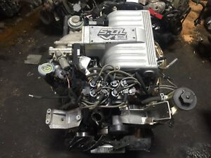 1997 1998 Ford Explorer 5 0 Gt40p Engine Assembly Tested 4 Bar Heads Mustang