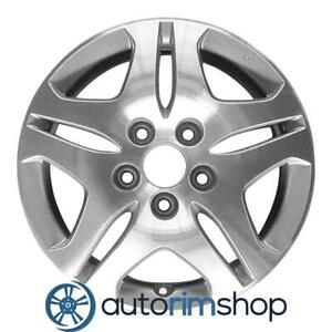 New 16 Replacement Rim For Honda Odyssey 2005 2006 Wheel Machined With Silver