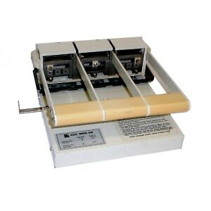 Acco 650 Adjustable Heavy Duty High Capacity Manual Paper Hole Punch Machine