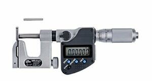 Mitutoyo 317 351 30 Acm 1 mx Micrometer Ip65 Uni mike 0 1 0 00005 0 001
