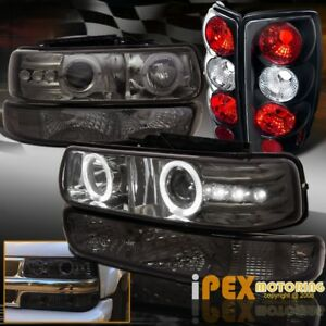 2000 2006 Chevy Tahoe Suburban Smoke Projector Head Light Signal