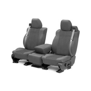 For Mg Mgb 73 80 Caltrend Eurosport 1st Row Light Gray Custom Seat Covers