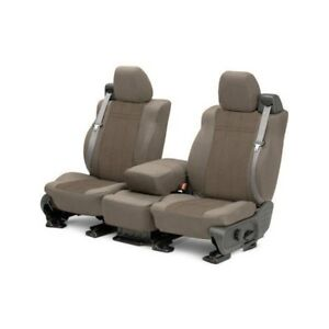 For Toyota Pickup 89 95 Caltrend Eurosport 1st Row Beige Custom Seat Covers