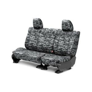 For Toyota Previa 91 93 Camouflage 2nd Row Digital Urban Custom Seat Covers