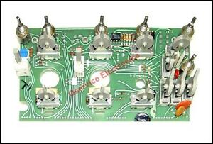 Tektronix 670 6864 00 Front Panel Board Assembly 2213 Series Oscilloscopes
