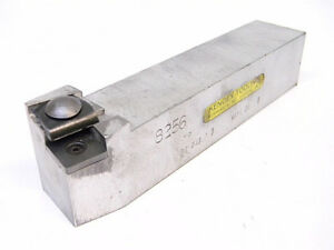 Used Kennametal Carbide Insert Indexable Turning Tool Ksbr 24 sng 633