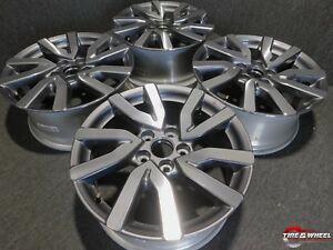 2013 2019 New Oem 18 Honda Pilot Wheel Rim Set Tg718080e Rare