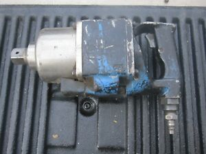 1 Ir Titanium Impact Wrench Made In U S A Ingersoll Rand 2934 2940 2920