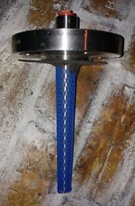 Thermowell Rosemount 1 2 Flanged 316l Process Connection Stainless 8 Bore