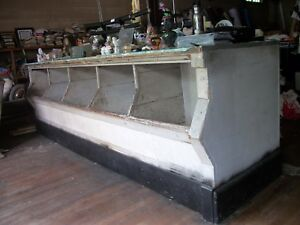 Antique Vintage General Store Counter Top Display Early 1900s Or Earlier