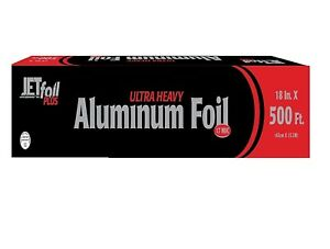 Aluminum Foil Heavey Duty Kitchen Baking Foil Roll Foodservice Foil 500ft