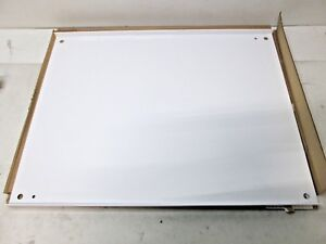 New Hoffman Enclosures A 30p24 White Steel 21 X 27 Panel A30p24 Free Shipping