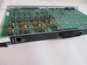 Comdial Dxdst 8 Telecom Module Board 8 Port Station Circuit Card Phone System