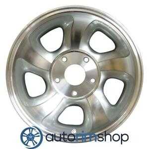 New 15 Replacement Rim For Gmc Sonoma 4x2 S15 Jimmy 4x2 S15 Truck 4x2 1998 2004