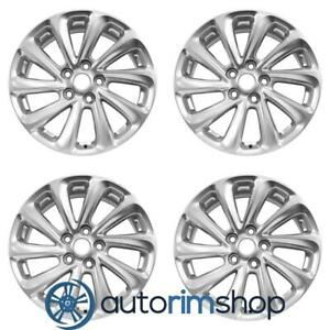 New 18 Replacement Wheels Rims For Buick Lacrosse 2010 2016 Set Hyper 4114