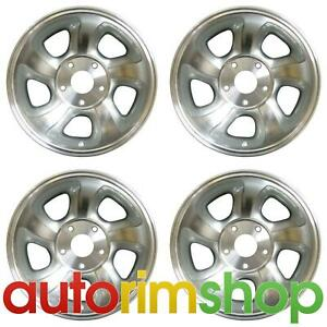 New 15 Replacement Wheels Rims For Gmc Sonoma 4x2 S15 Jimmy 4x2 S15 Truck 4x2 1