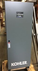 Automatic Transfer Switch 225amp Programmed Kohler Model Kcp amta 0225s