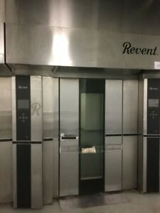 Revent 724 G Cg U Double Rack Oven Mfg 2014 Excellent Condition