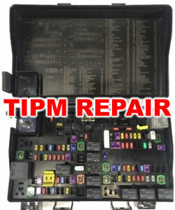 Dodge Chrysler Jeep Ram Vw Tipm Fuse Box Repair Return Service