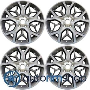 Jeep Grand Cherokee 2018 2019 20 Oem Wheel Rim Set 9181