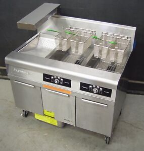 Frymaster Deep Fat Fryer Performance Pro Series Natural Gas Filtration System