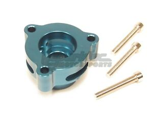 Dfj Turbo Blow Off Valve Adapter Bov Blue Ford Mustang Fusion Fiesta Escape New