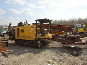 Vermeer D80x100 Directional Boring Machine Drill Runs Mint Cummins 5 9