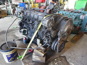 Deutz Bf6m1013 cp Diesel Engine Runs Exc Video Rare Bf6m 1013 1012c
