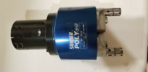 Suhner Polydrill Two Head Er 16 m Ratio 1 1 Max Cap 10mm 4000 Rpm Drill Head