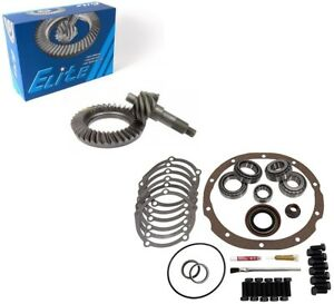 Ford 8 Inch Rearend 3 55 Ring And Pinion Timken Master Install Elite Gear Pkg