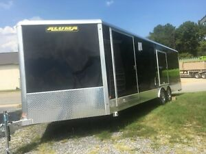 8 5x24 Enclosed Trailer