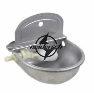 Stainless Automatic Water Feeder Trough Bowl Cattle Goat Horse Sheep Dog Animal