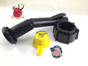 1 Blitz Gas Can Nozzle Spout Ring Cap Replacement Vintage 900092 900094 New