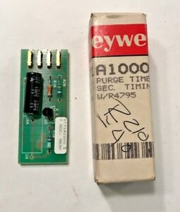 Honeywell St71a1000 Plug In Purge Timer 7 Secs New Old Stock Free Shipping