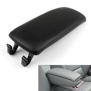 Pu Leather Center Console Armrest Cover Lid For Audi A4 S4 A6 2000 2008 B E2