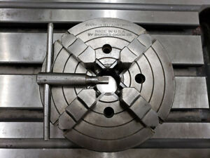 South Bend Lathe 4 Jaw Chuck 4006 By Skinner Chuck Usa