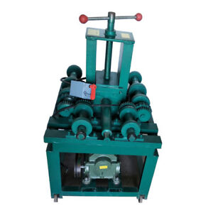New Electric Pipe Tube Bender With 15 Round Die Set 220v Usseller