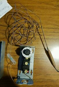 Johnson Controls A19abc 24 Temperature Controller A19abc24 Barely Used