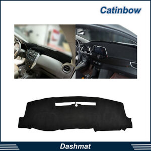 Dash Mat Cover Dashboard Pad For 2014 2018 Chevrolet Silverado 1500 2500 3500