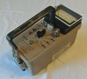 Ludlum 14c Geiger Counter Radiation Survey Meter Geiger Meter