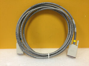 Agilent Hp 16700 61611 3m Length Disk Drive Multiframe Cable Assembly New