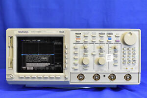 Tektronix Tds784d Digital Oscilloscope 1 Ghz 4 Ch 4 Gsa s
