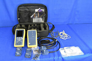 Fluke Dtx 1800 Cableanalyzer With Accessories